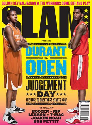 SLAM Oden & Durant