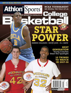 Athlon Preseason Cover 07