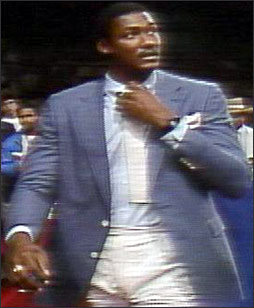 Karl Malone draft suit