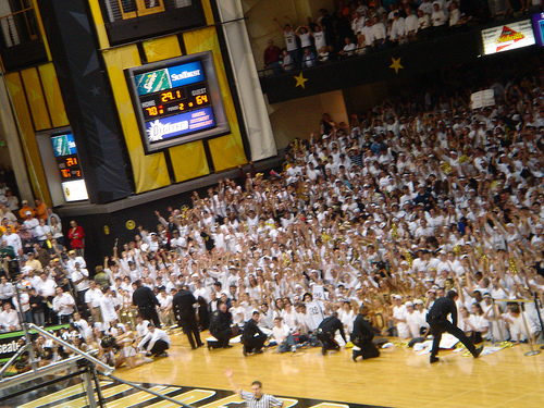 Vandy Student Section