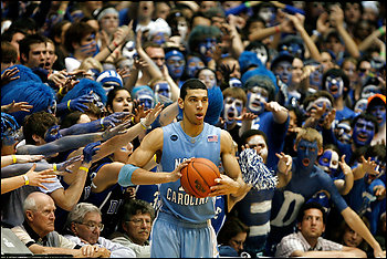 The Cameron Crazies will be out in full force